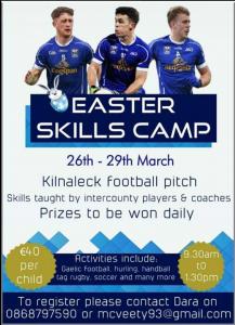 Dara McVeety Skills Camp